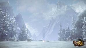 Montes Nevados Yilufa