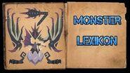 Monster Hunter World Iceborne - Monster Lexikon - Wundmal-Yian-Garuga
