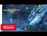 Monster Hunter Stories 2- Wings of Ruin - Announcement Trailer - Nintendo Switch
