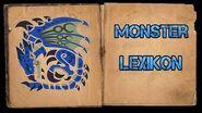 Monster Hunter World Iceborne - Monster Lexikon - Azurner Rathalos