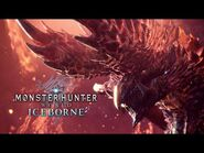 Monster Hunter World- Iceborne - Alatreon Trailer