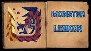Monster Hunter World Iceborne - Monster Lexikon - Glavenus