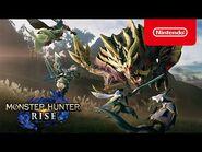 Monster Hunter Rise - Die Jagd beginnt am 26