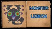 Monster Hunter World Iceborne - Monster Lexikon - Nachtschatten-Paolumu