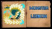 Monster Hunter World Iceborne - Monster Lexikon - Zinogre