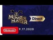 Monster Hunter Direct - 9.17