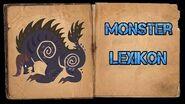 Monster Hunter World Iceborne - Monster Lexikon - Behemoth