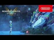 Monster Hunter Stories 2- Wings of Ruin – 2021 erhältlich! (Nintendo Switch)