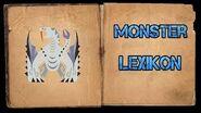 Monster Hunter World Iceborne - Monster Lexikon - Barioth
