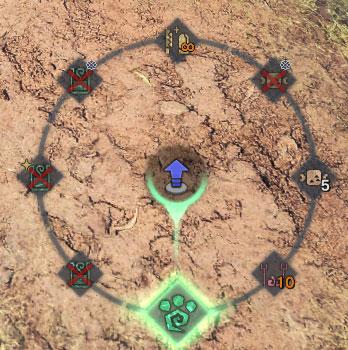 MHW: Palico-Gadgets