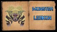 Monster Hunter World Iceborne - Monster Lexikon - Zorniger Rajang