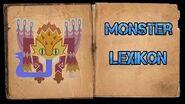 Monster Hunter World Iceborne - Monster Lexikon - Korallen-Pukei-Pukei
