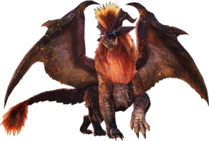MHW Teostra Render.png