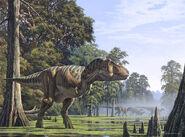 Rm tyrannosaurus