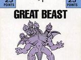 Great Beast (Series 1)