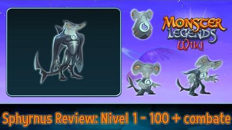 Review Sphyrnus - Nivel 1 al 100 + Combate