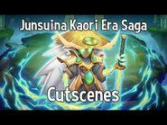 Junsuina Kaori Era Saga Cutscenes - Monster Legends