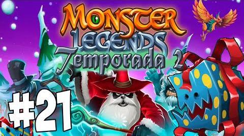 Monster Legends T2 - Capitulo 21 - Kimmel's Gift