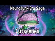 Neurofunk Era Saga Cutscenes - Monster Legends