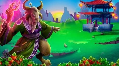 Monster Legends - Laomu (Nivel 1 al 100) Combate