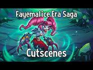 Fayemalice Era Saga Cutscenes - Monster Legends