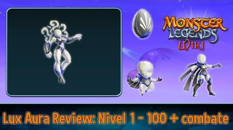 Review Lux Aura - Nivel 1 al 100 Combate.