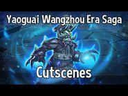 Yaoguai Wangzhou Era Saga Cutscenes - Monster Legends