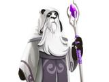White Pandalf