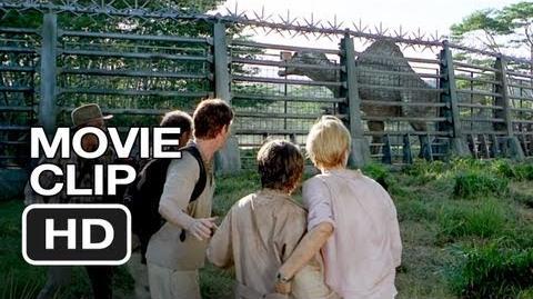 Jurassic Park 3 (7 10) Movie CLIP - A Broken Reunion (2001) HD