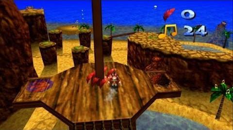 Banjo-Kazooie (Xbox Live Arcade) 100% Walkthrough Part 2 - Treasure Trove Cove