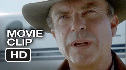Jurassic Park 3 (1 10) Movie CLIP - Crash Landing (2001) HD