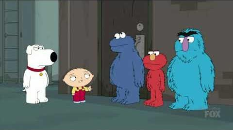 Elmo Sexually Assaulted a 16 Year Old - Family Guy