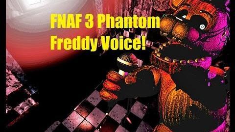 Phantom Freddy Voice (FNAF 3)