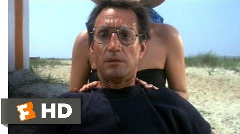 Jaws (2 10) Movie CLIP - Get Out of the Water (1975) HD