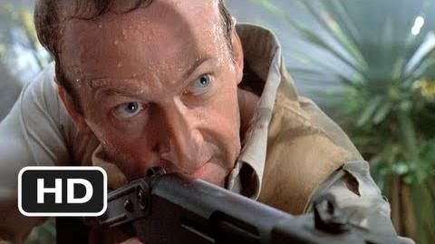 Jurassic Park (8 10) Movie CLIP - Clever Girl (1993) HD