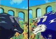 Terror Dog vs Tiger