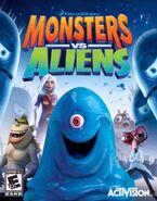 Monsters vs Aliens Game