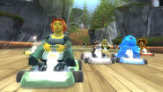 DreamWorks Superstar Kartz Characters Racing