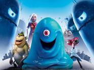 Wallpaper monsters vs aliens 01 160
