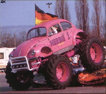 Herbie 1 Monster Trucks Wiki Fandom
