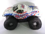 Madusatruck-madusa-monster-jam-auto-signed-plush-puff-white-monster-truck-2002-2007-4