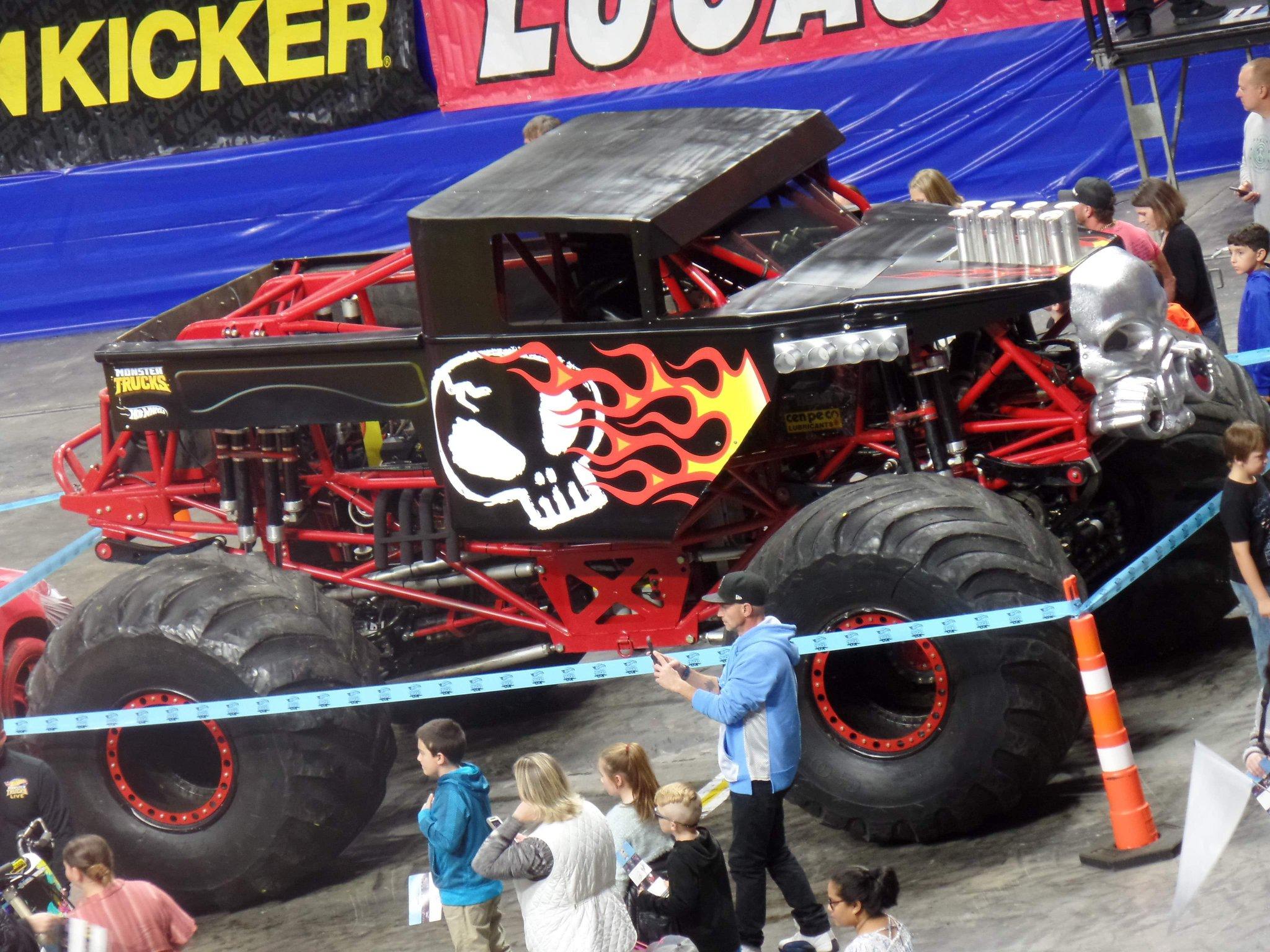 Bone Shaker Monster Trucks Wiki Fandom