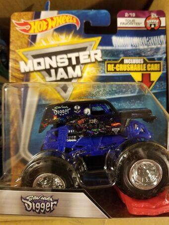 List Of 2018 Hot Wheels Monster Jam Trucks Monster Trucks Wiki Fandom