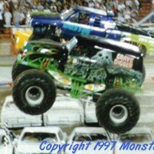 Grave Digger 3 Monster Trucks Wiki Fandom