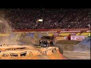 Brutus Freestyle Monster Jam World Finals XII
