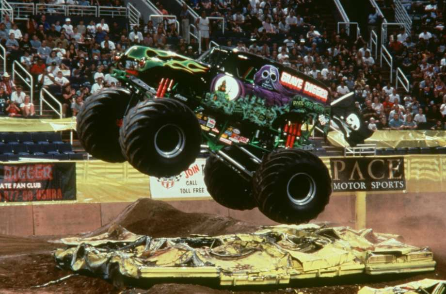 Grave Digger 10 Monster Trucks Wiki Fandom