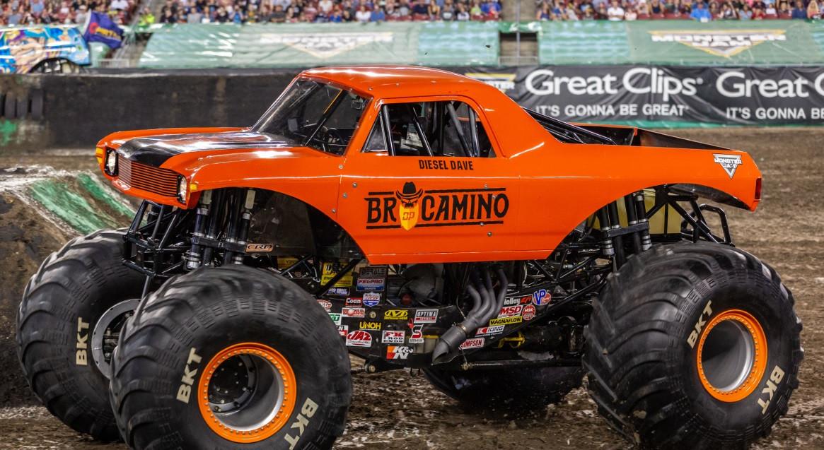 Brocamino Monster Trucks Wiki Fandom