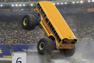 Higher Education jumping trailers