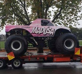 Madusa Monster Events Monster Trucks Wiki Fandom