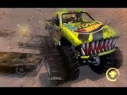 Yellow Team Hot Wheels Firestorm